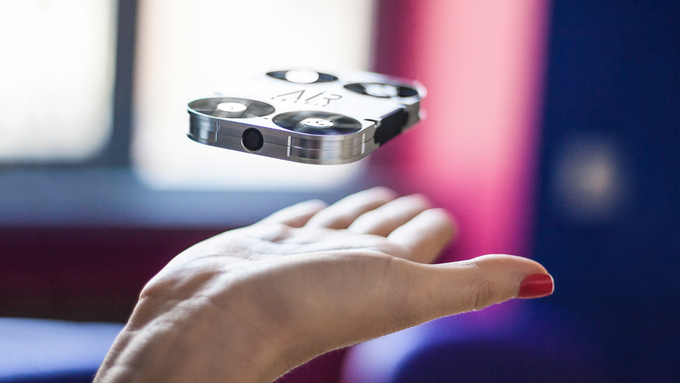 AirSelfie: The Drone Camera