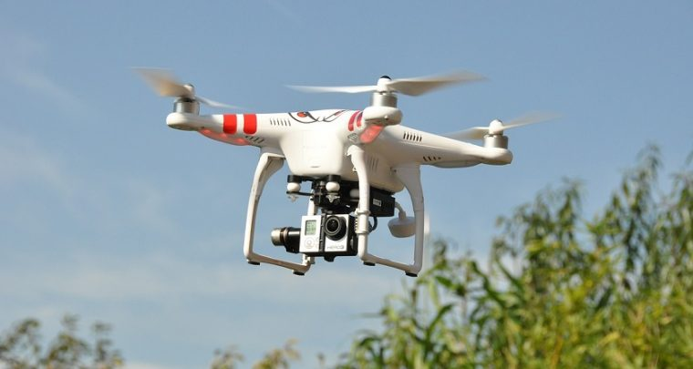 Delivery Drones for everything. Because, sure, why not!