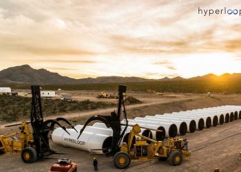 Hyperloop One in Dubai: Dubai to Abu Dhabi in 10 Minutes!