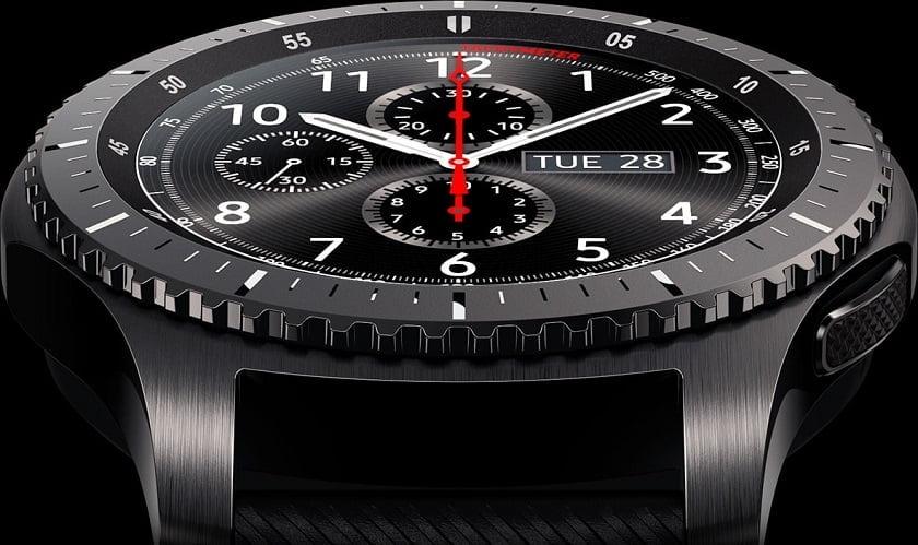 Samsung S3 Gear Classic Smartwatch