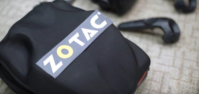 Zotac VR GO Backpack is the Next-Gen Gaming Console