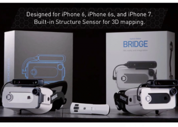 Occipital's Bridge Headset: The Most Powerful VR Headset for iPhone