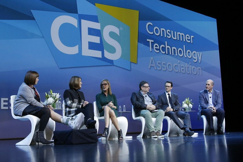 Smartphones and Tablets at CES