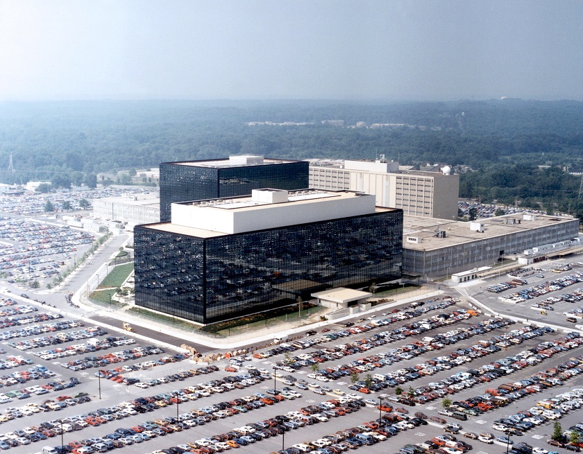 national-security-agency-headquarters-fort-meade-maryland