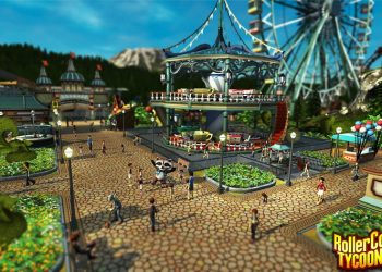 RollerCoaster Tycoon Classic is out on mobile! (Available on iOS and Android)