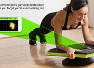 Stealth Enables Sculpting Abs while Enjoying a Game on the Smartphone