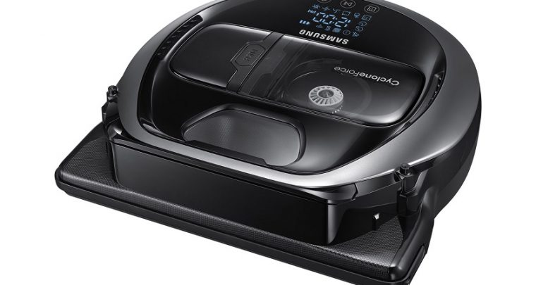 Samsung unveils robot vacuum cleaner the POWERbot VR7000