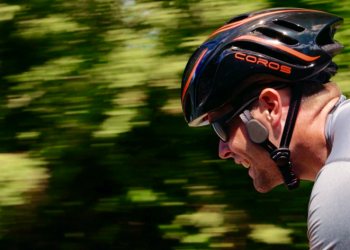 Coros Linx Smart Cycling Helmet Makes Cycling Safer and Convenient