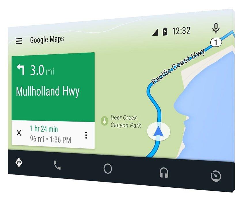 Android Auto GOogle IO 2017