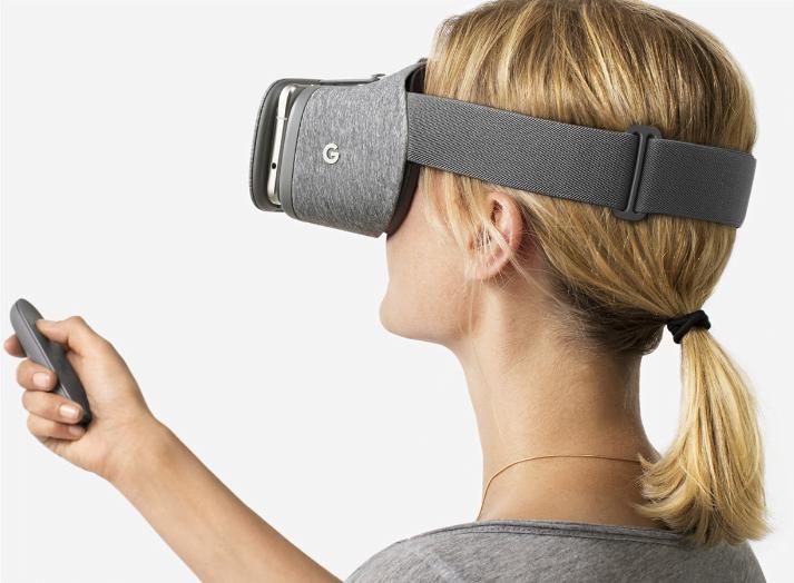 Daydream VR Google IO 2017