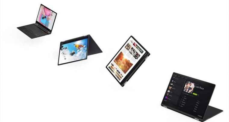 Lenovo Yoga A12 is the Cutting Edge Touch-screen
