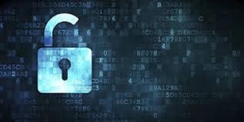 Blockchain technology - data security