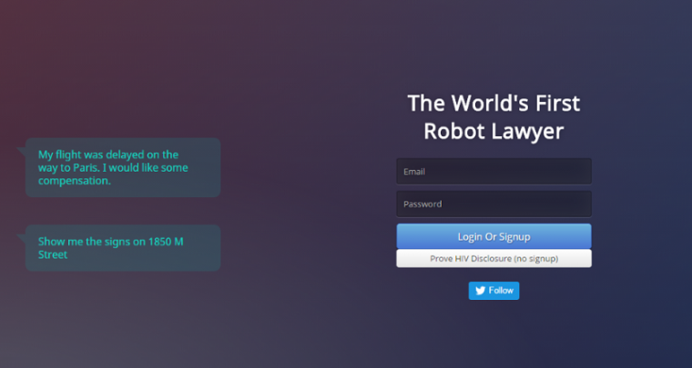 The Chatbot Lawyer That Overturned 160,000 Parking Tickets