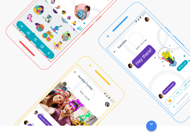 Google's Allo app can reveal what you've searched to your friends