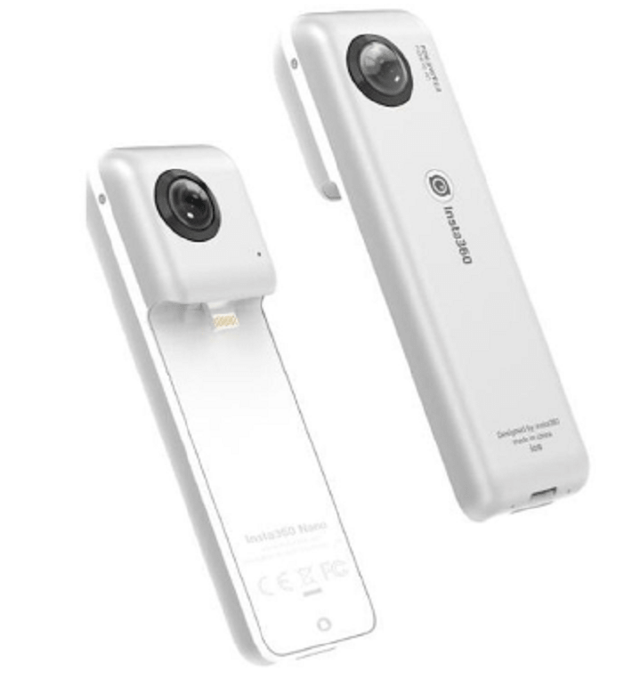 Insta360 Nano for iPhone