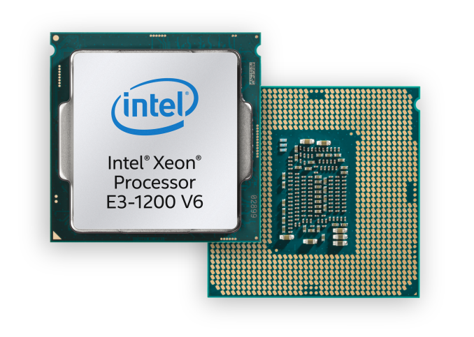 Intel E3-1200 v6 Processor Sports Enhanced Performance and Rich VR Support
