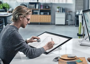 Pen down your Imagination on the Microsoft Surface Studio