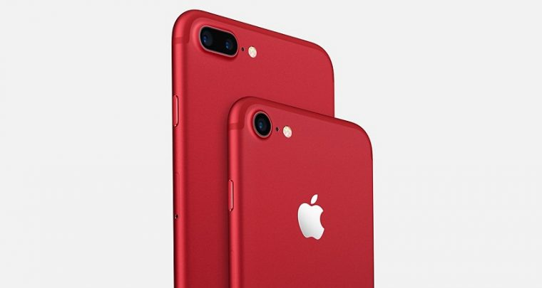 Want to indulge in Charity? Buy the Red iPhone 7