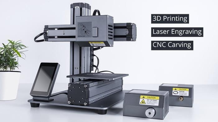 Snapmaker 3D printer01