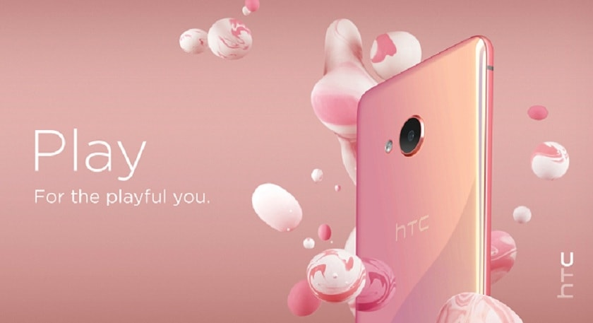 HTC U Featuring Edge Sense and Sense 9 Reportedly ...