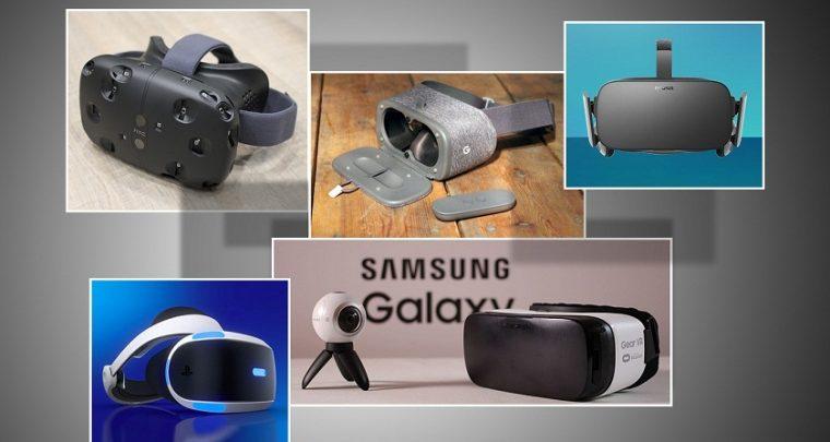 Best Virtual Reality Headset Showdown