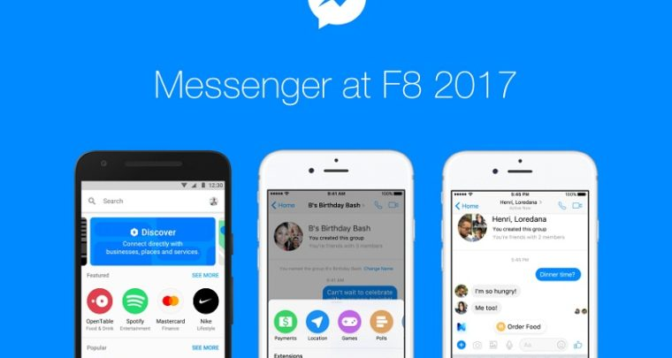 Facebook F8 2018 update: Messenger platform adds a slew of exciting features