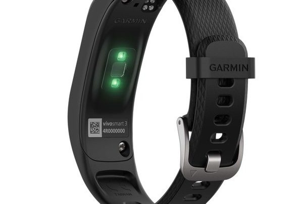 The $140 Garmin Vivosmart3 comes with High-end Fitness Tracking and VO2 Max Estimate