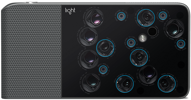 A Sneak-peek Into the Iconic Light L-16 Camera