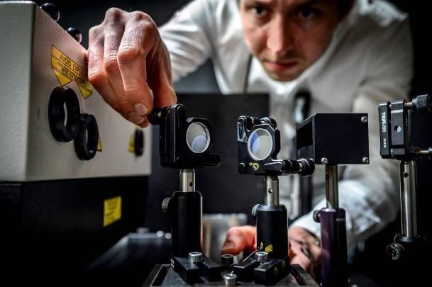 The Super Fast FRAME Camera Captures at a Molecular Level