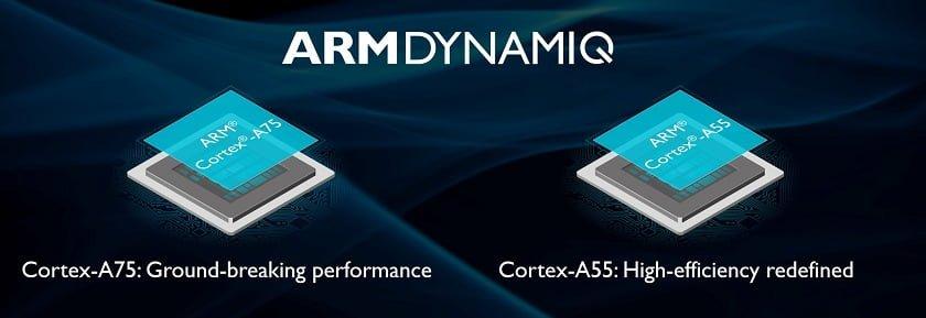 arm's new processors