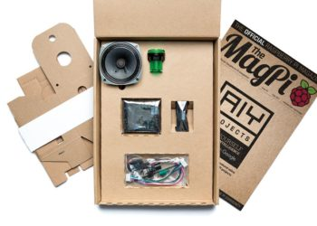 The $50 Google AIY Projects Kit for the Price of a Magazine
