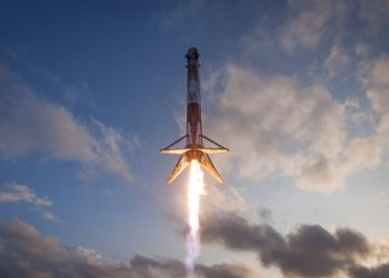 SpaceX Launches the Spy Military Satellite NROL-76; Landing Back the Falcon 9 Rocket Successfully