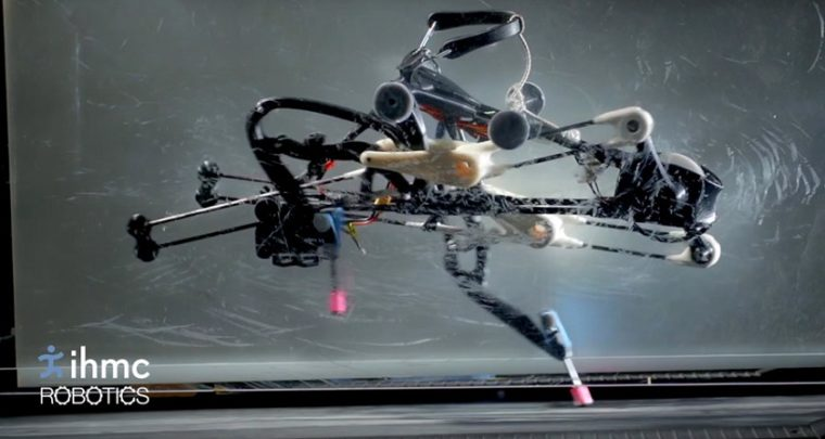 Here's One Two-Legged Robot Running Like An Ostrich