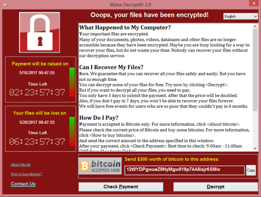 Microsoft issues WannaCry security patch for XP, blasts U.S.  for 'stockpiling vulnerabilities'