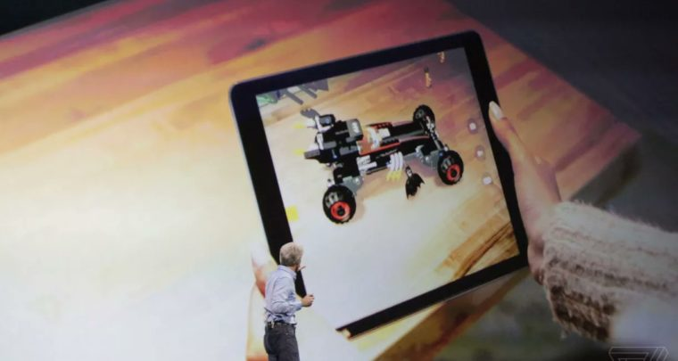 Apple AR Kit Finally in the Augmented Reality Game