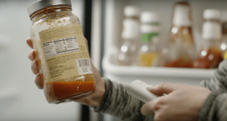 Wave Amazon's New Dash Wand for Instant Grocery Shopping
