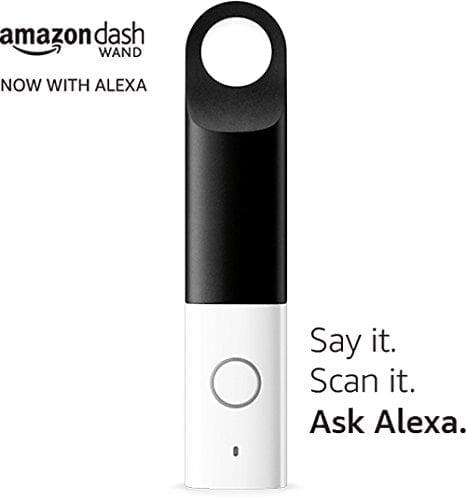 amazon's new dash wand for alexa