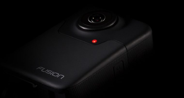 Will GoPro's Palm Sized GoPro Fusion 360 Camera Save the Flailing Company?