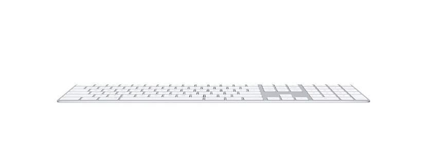 new wireless magic keyboard