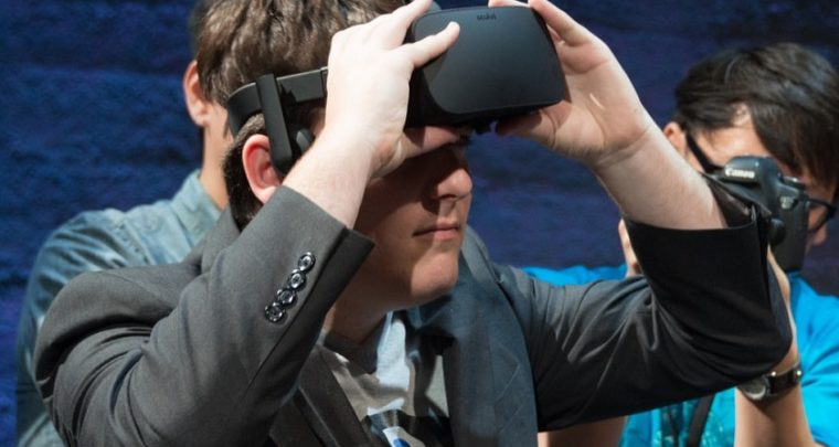 Oculus Founder Palmer Luckey  Announces New Defense Startup