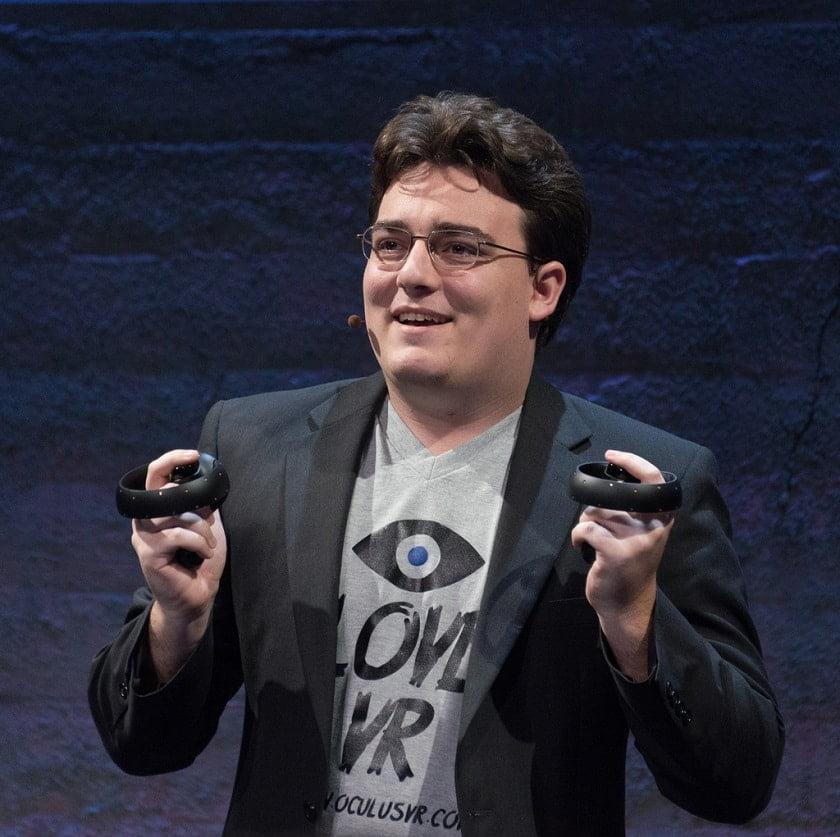 Oculus Founder, Palmer Luckey