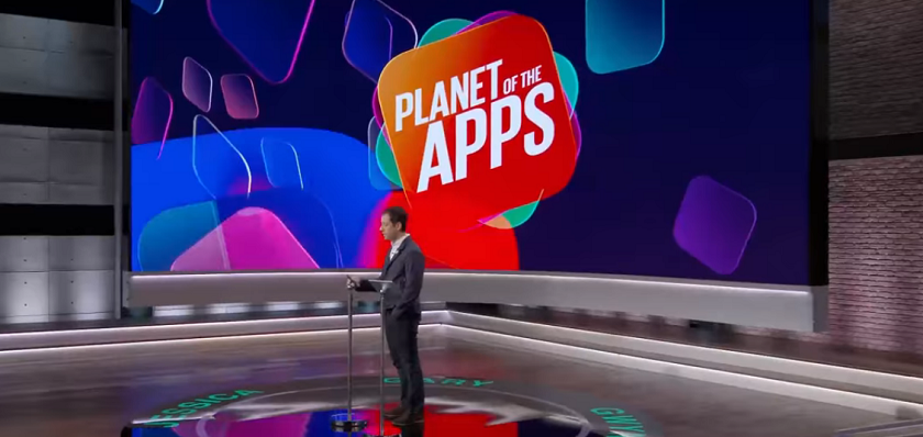 planet of the apps apple reality show