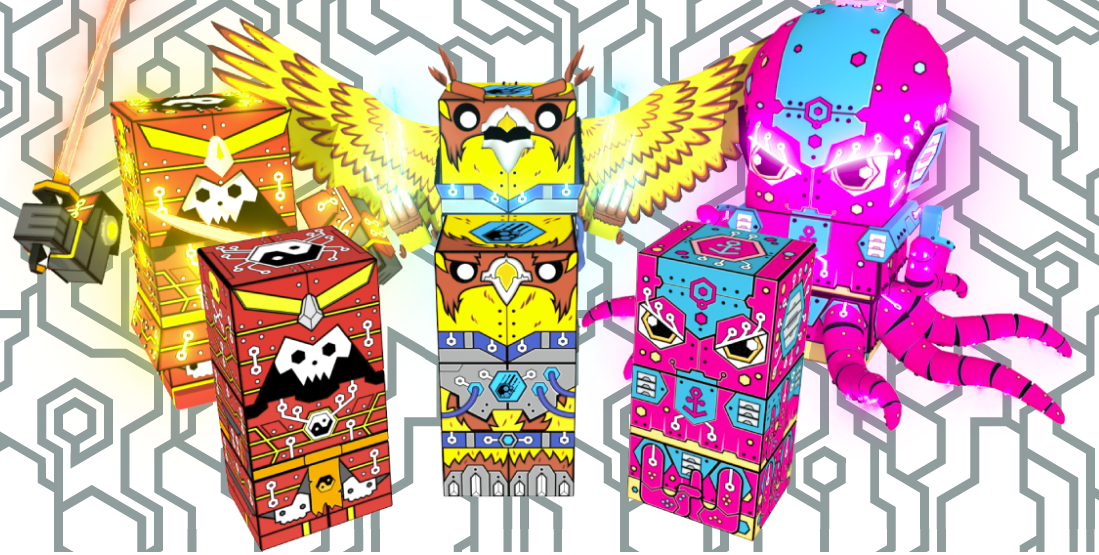 Swapbots are Magical, Augmented Reality Based Dream Toys for Any Kid