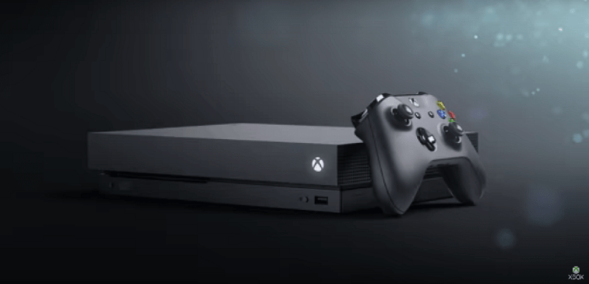 Xbox One X and Other Major Announcements by Microsoft at the E3 2017