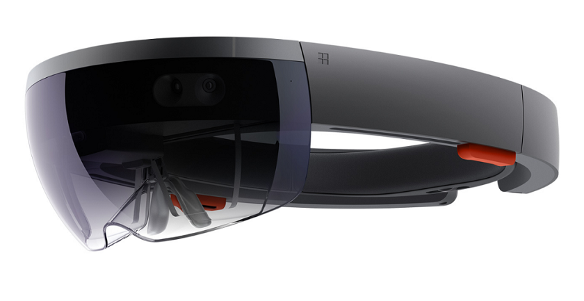 Microsoft's Bringing AI To HoloLens v.Next with Custom Silicon