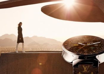 Louis Vuitton Smartwatch is a Striking Example of Android Luxury Wear