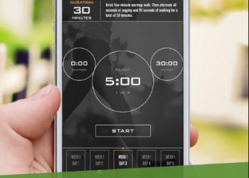 Tired of being a Couch Potato? These 5 Fitness Apps will get you on your toes