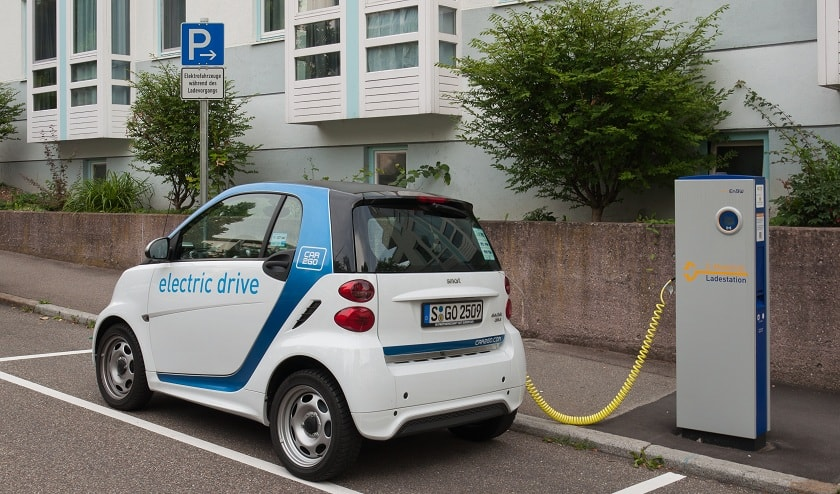 electric car renewable energy