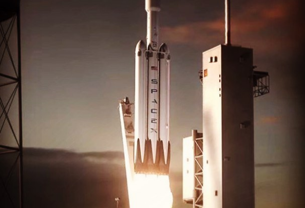 Falcon Heavy may be the Most Powerful Rocket post its Launch in November