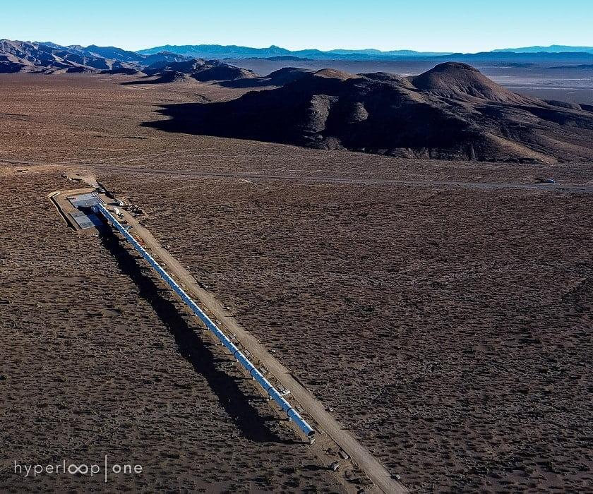 hyperloop one future